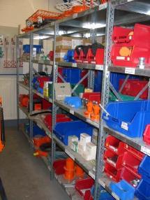 Plastering machine - PFT Ersatzteile
