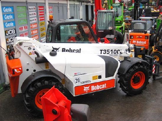 Bobcat BOBCAT T 35100 L TURBO 10.2m / 3.5t. - vgl. MT1030