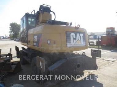 Pelle mobile - Caterpillar M318D MH
