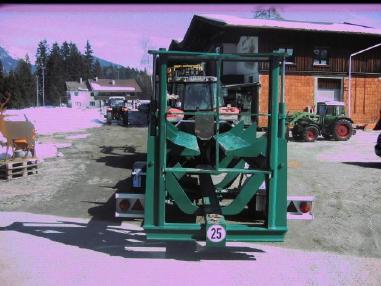 Ufalama - Nairz Spaltpionier 4000