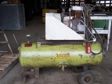 Kiinteä kompressori - Kaeser Kompressor