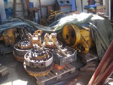 轮式装载机 - Caterpillar 966 C