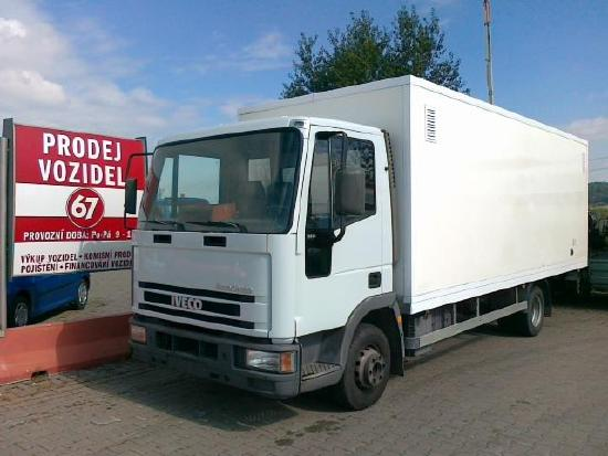 Iveco ML 75 Eurocargo isotherm