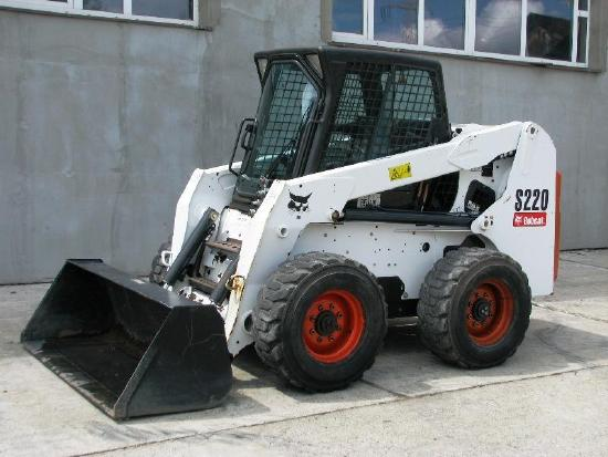 Bobcat S220 High Flow