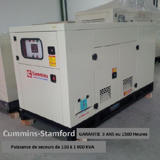 Cummins DC110 KSE