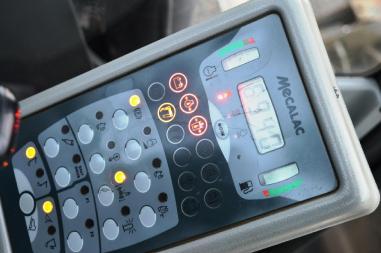 Mobiele graafmachine - Mecalac 12mtx MTX 12 mxt