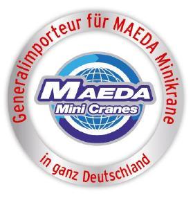 Mininosturi - Maeda Maeda Minikran MC 285 CRM-E - 99285E20092809