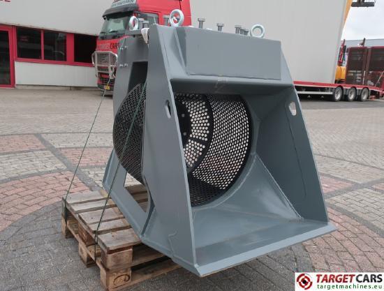 Kinshofer DKS15HD HBS800 Screening 80cm Bucket 8~15T UNUSED