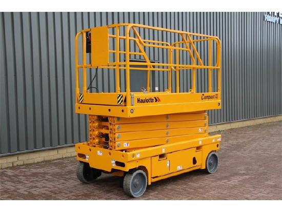 Haulotte COMPACT 12 Electric, 12 m Working Height, Non Mark