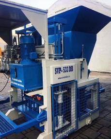 Impianto di produzione di blocchetti di cemento - Altro SVP-533