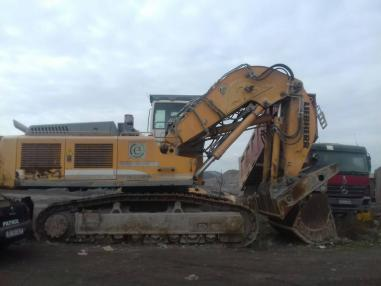 Escavatore frontale - Liebherr 964