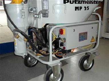 Почистваща машина - Putzmeister MP 25 Mixit