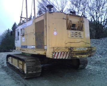 索铲挖掘机 - Liebherr HS 852 HD