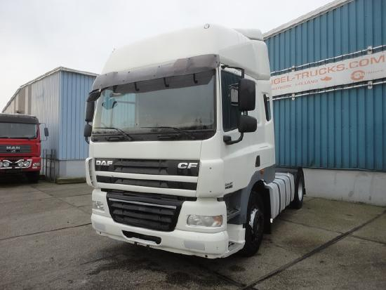 DAF FTCF85-460 SPACECAB ONLY 637.500 KM! (ZF16 MANUAL