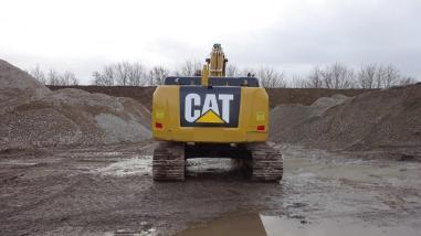 Rupsgraafmachine - Caterpillar 330 FL EPA