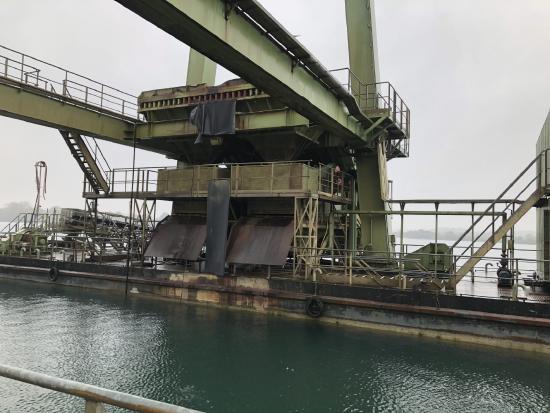 Clamshell dredger RS 12.0