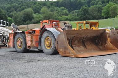 Machine de construction de tunnels - Toro 400