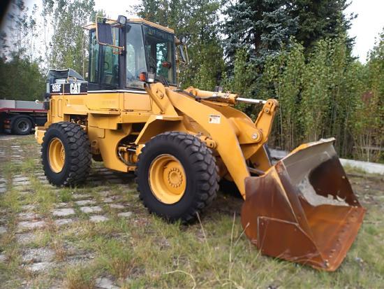 Caterpillar 928F
