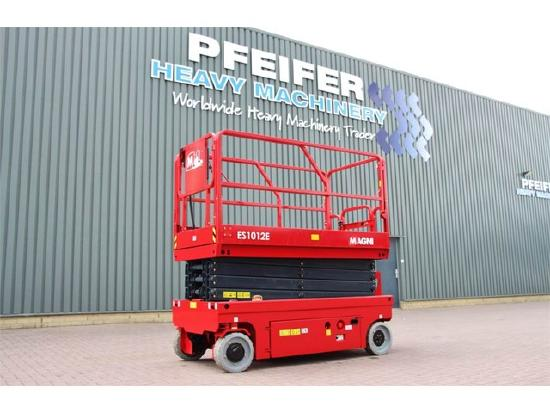 Magni ES1012E Electric, 10m Working Height, 450kg Capaci