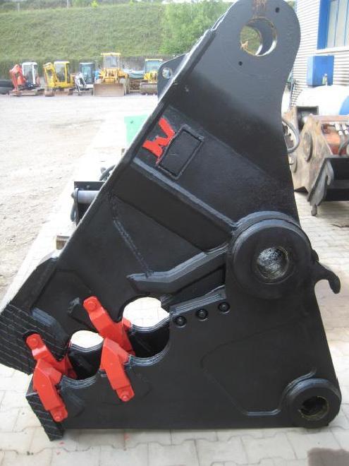 Verachtert VT50 B Backensatz