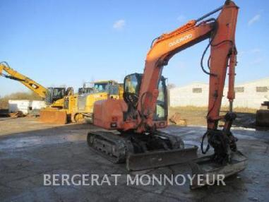 Excavator cu lanţ - Doosan S75