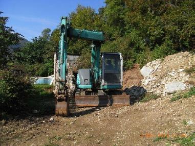 Zincirli ekskavatör - Kobelco SK 70 sr