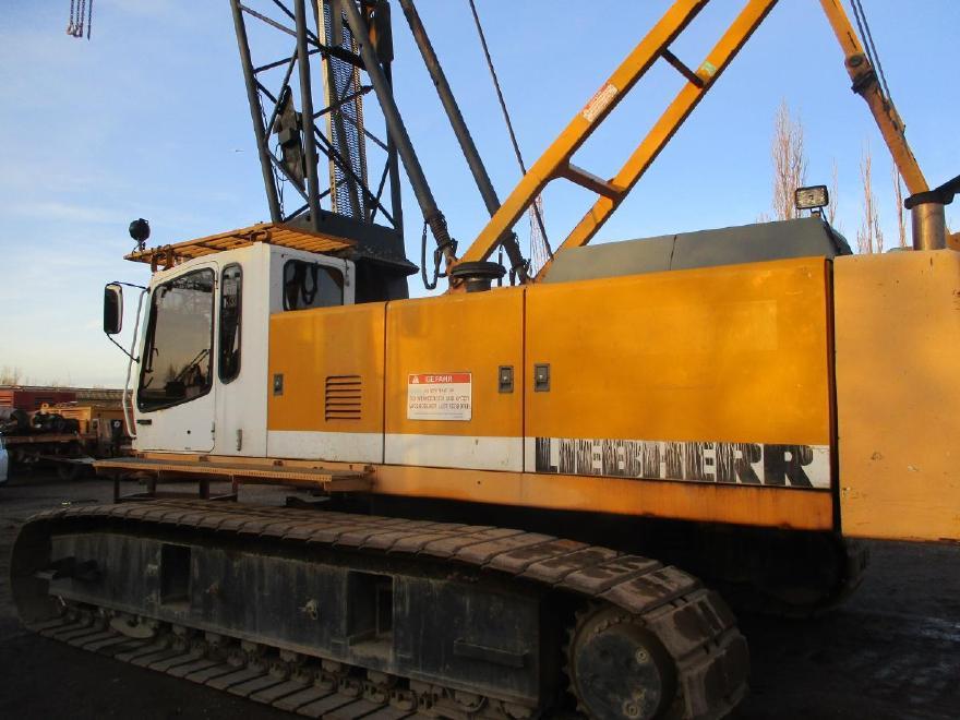 Liebherr HS 843 HD