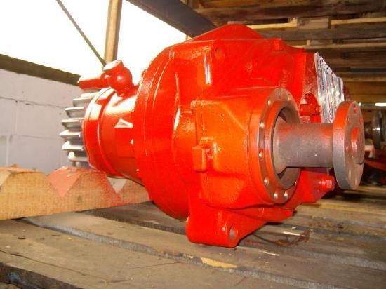 O&K RH 6 Schwenkgetriebe