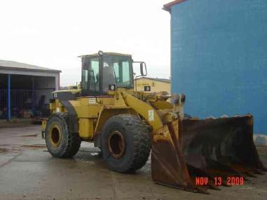 Ładowarka kołowa - Caterpillar 950FII