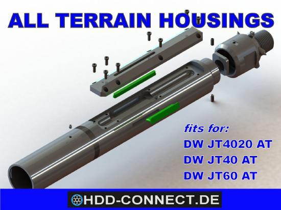 Ditch-Witch JT40 ALL TERRAIN, JT60 ALL TERRAIN