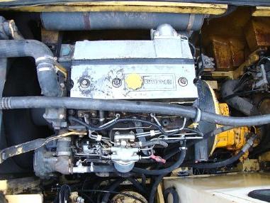 Excavadora de ruedas - Benmac 308R Mobilbagger excavator 8,5t Hammerhyd