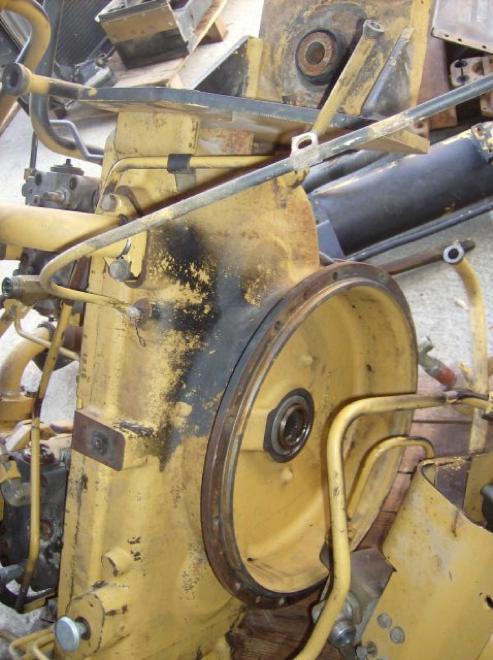 Caterpillar 953C 2ZN01046 POMPE IDRAULICHE