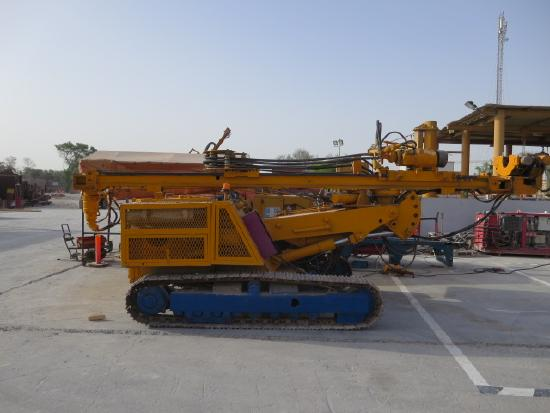 Bauer Anchor Drilling Rig UBW 06