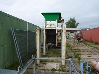 stacionární drticí zařízení - Ostatní Baustoffschredder