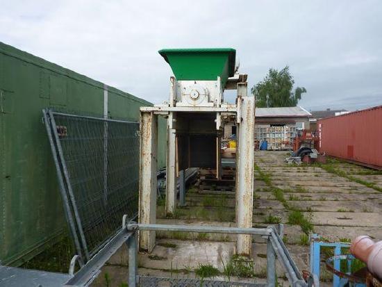 Baustoffschredder