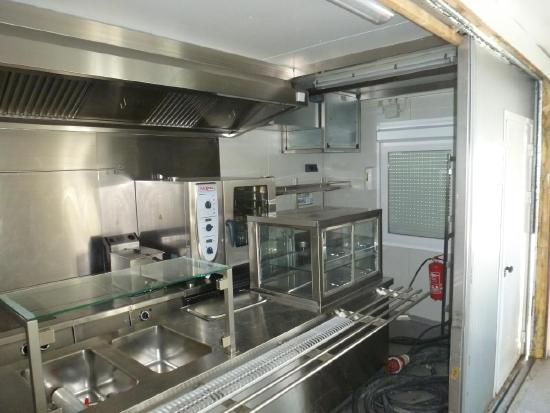 15-fach Kantine / Canteen bestehend aus 15 Containern