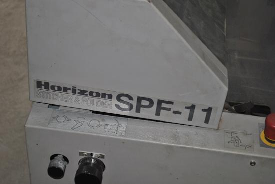 Horizon SPF 11 Sticher