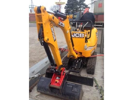 JCB 8008 CTS Demo
