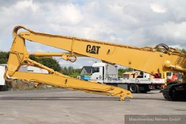 Escavatore cingolato - Caterpillar 350 L Demolition / Abbruchbagger - 26m