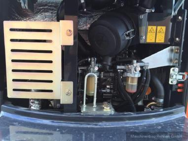 Mini ekskavatör - Hitachi ZX 26 U-5A CR + Schnellwechsler - 2.720 kg