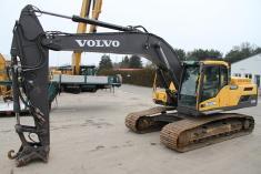 Volvo EC 250 DNL + ZSA + kompl. Hydraulik
