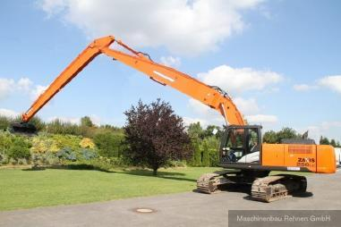 Escavatore cingolato - Hitachi ZX 250 LC-5B Long Reach + Erdbauausleger