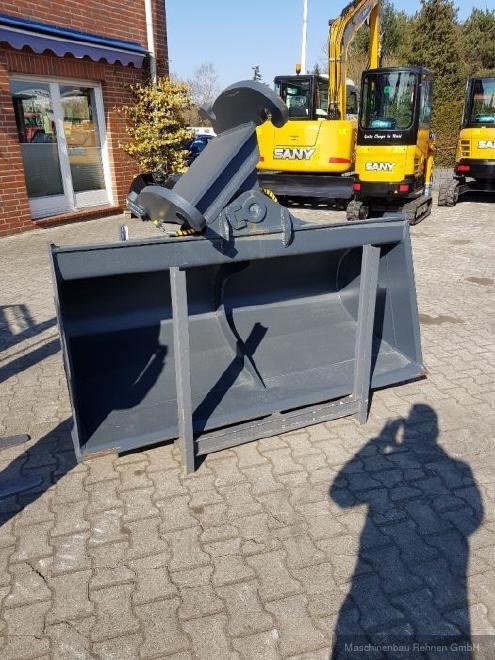 Grabenschaufel hydraulisch - CW40 / MS21 - 2.000mm
