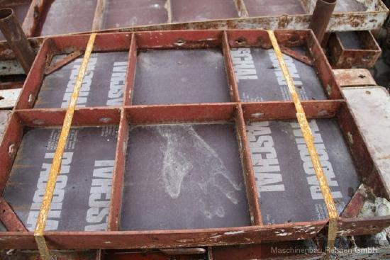 Paschal - Gebraucht - Gerüstböden - Innenecken -