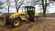 New Holland F 156.7 Grader
