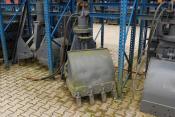 Zweischalengreifer - 800mm - Festanbau - R1351