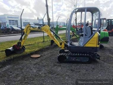 Mini excavator - Wacker Neuson 1404 + SW + TL + GS