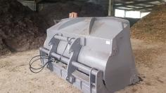 Hochkippschaufel - Hardox - 3,8m³