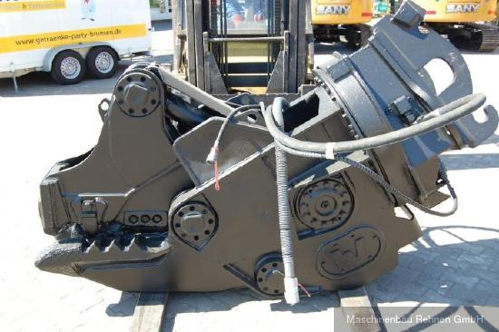 Pulverisierer - Verachtert VTP40 - gebraucht