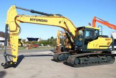 Hyundai HX 220 L + komplette Ausstattung !
